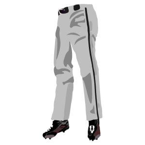 オーダー野球ユニフォーム パンツ ショートスタイル