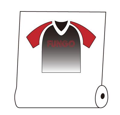 オーダー野球ユニフォーム 昇華タイプ参考画像4