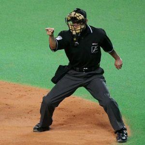 野球の雑学 アンパイア