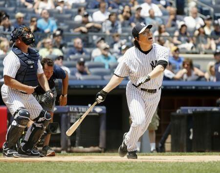 野球ユニフォーム製作 ヤンキース
