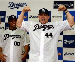 野球の雑学 助っ人外国人の背番号2