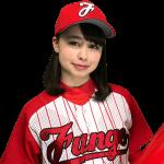 ユニフォーム女子用野球ユニフォーム