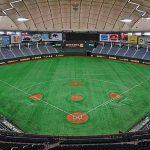 東京ドーム画像 野球スタジアムで草野球をしよう
