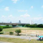 草野球グラウンド画像